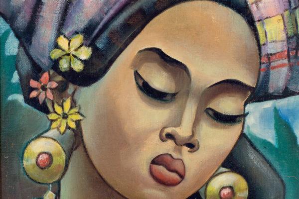 Balinees meisje / Gadis Bali