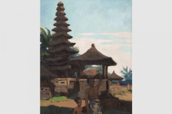 Pagode op Bali