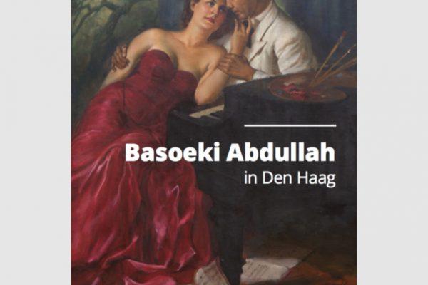 Boek over Basoeki Abdullah