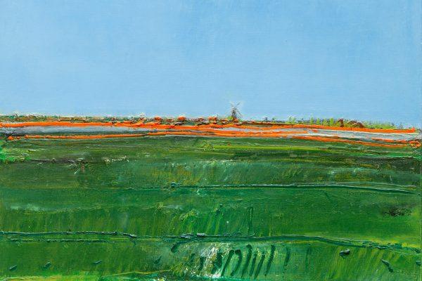 Introduction to Srihadi Soedarsono's Two Landscapes at Keukenhof